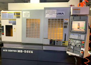 Фрезерный вертикальный обрабатывающий центр OKUMA GENOS M460 VE